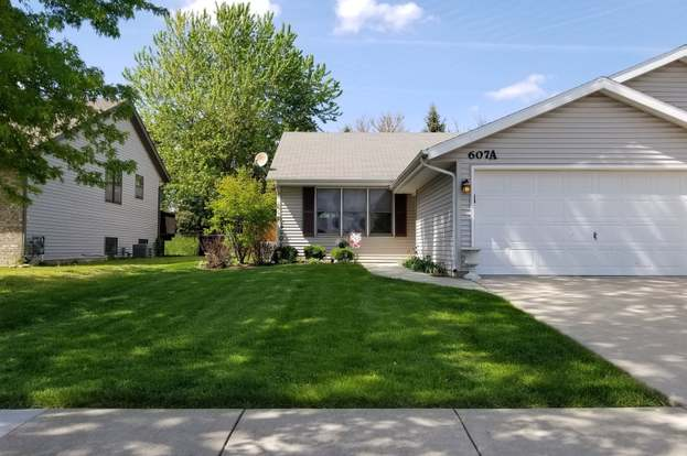 Townhouse in MINOOKA, IL 60447 - 2 beds/1 5 baths