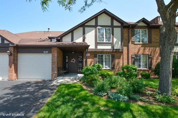 6147 Willowhill Rd Unit C, WILLOWBROOK, IL 60527