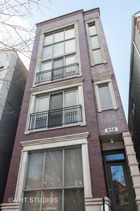 930 N Honore St #1, CHICAGO, IL 60622 - 3 beds/2 5 baths