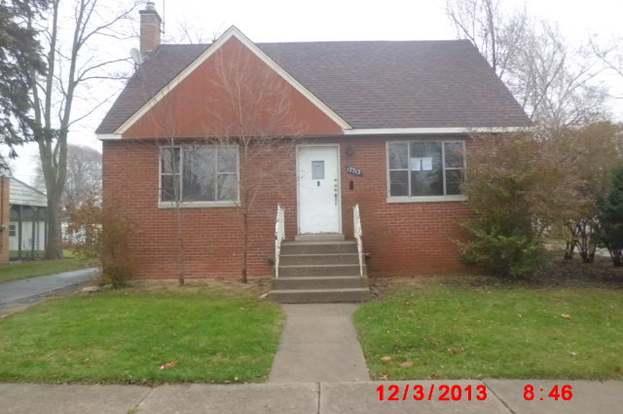 17713 Community St, LANSING, IL 60438 - 4 beds/1 bath