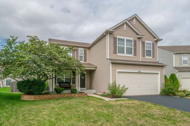 6511 MOUNTAIN RIDGE Pass, PLAINFIELD, IL 60586 - 3 beds/3 5 baths