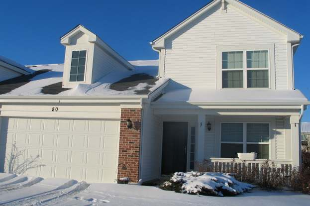 80 Catamaran Cir, PINGREE GROVE, IL 60140 - 3 beds/2 5 baths