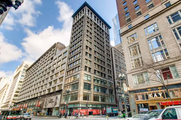 Image result for history of The Mentor Building, East Monroe Street, Chicago, IL