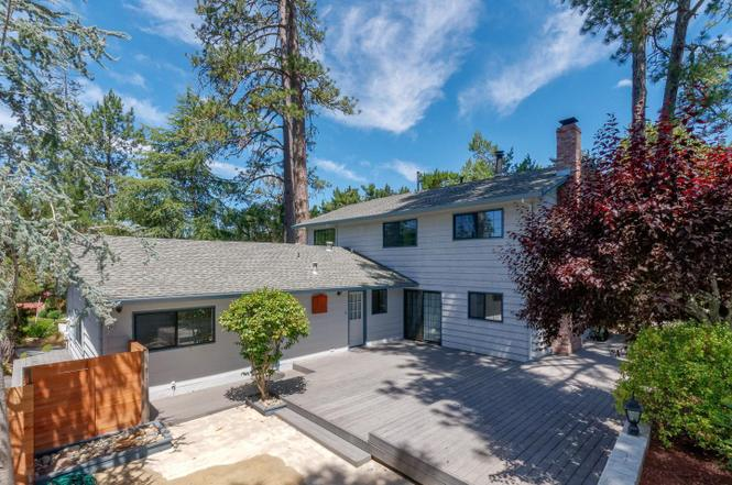 1360 Whispering Pines Dr, SCOTTS VALLEY, CA 95066   MLS ...