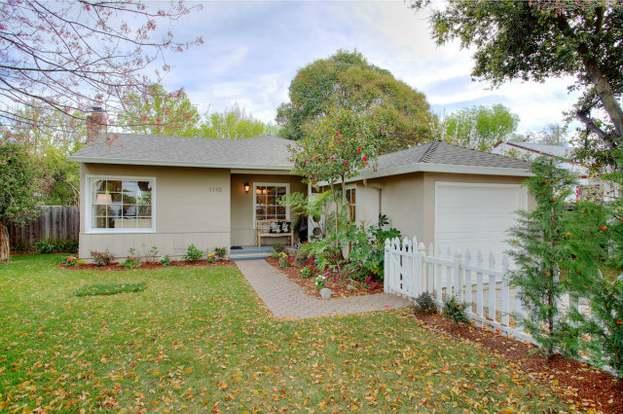 1110 EMBARCADERO Rd, Palo Alto, CA 94303 - 2 beds/1 bath