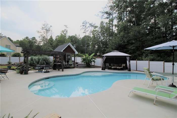 Tremendous 10 Alcovy Reserve Way Covington Ga 30014 5 Beds 4 5 Baths Home Interior And Landscaping Oversignezvosmurscom