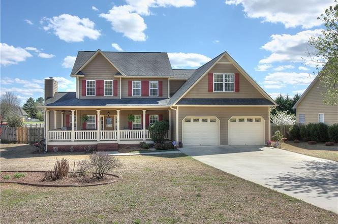 Homes For Sale In Taylorsville Ga