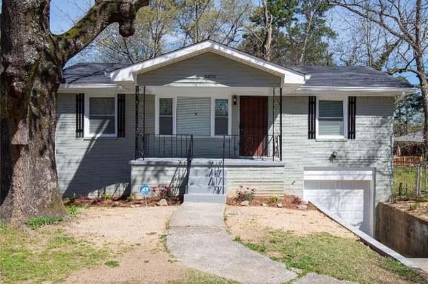 Pleasant 3439 Oakcliff Rd Nw Atlanta Ga 30331 4 Beds 2 Baths Home Interior And Landscaping Eliaenasavecom