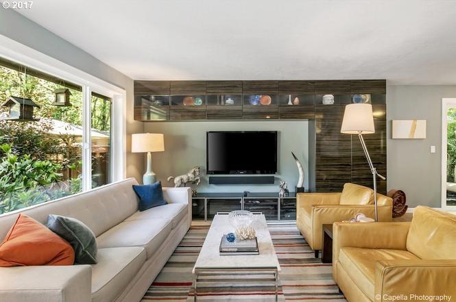Living Room 6 Portland 4432 nw barnes rd #6, portland, or 97210 | mls# 17085226 | redfin