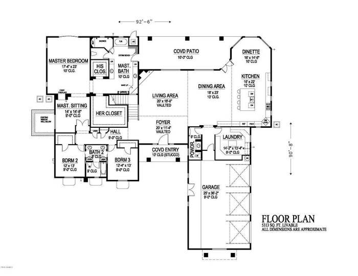 7067 W CIELO GRANDE Ave, Peoria, AZ 85383 - 5 beds/3.5 baths West Point Dishwasher Wiring Diagram on