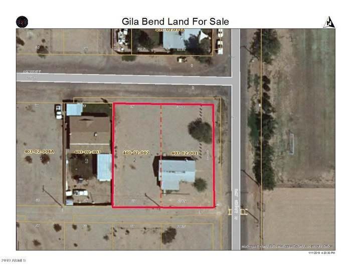 606 N LOGAN Ave Unit 1, 2, Gila Bend, AZ 85337 Gila County Essor Maps on