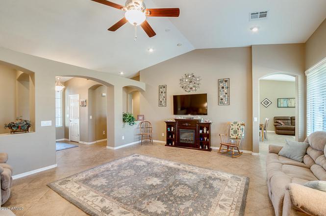 Living Room Queen Creek 21956 e cherrywood dr, queen creek, az 85142 | mls# 5574503 | redfin