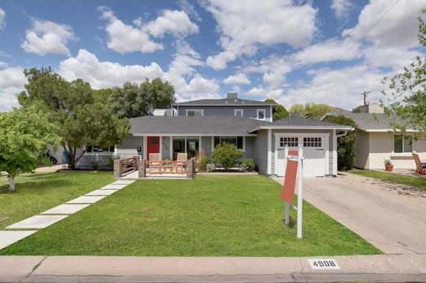 4908 E INDIANOLA Ave, Phoenix, AZ 85018 - 4 beds/2 5 baths
