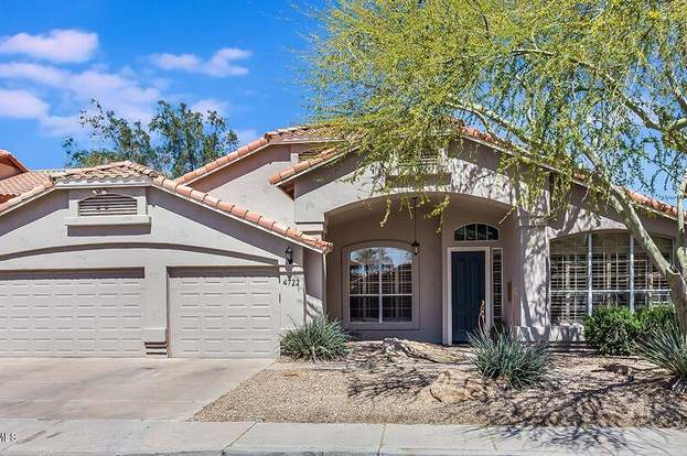 4722 W CARLA VISTA Dr, Chandler, AZ 85226 - 4 beds/2 baths
