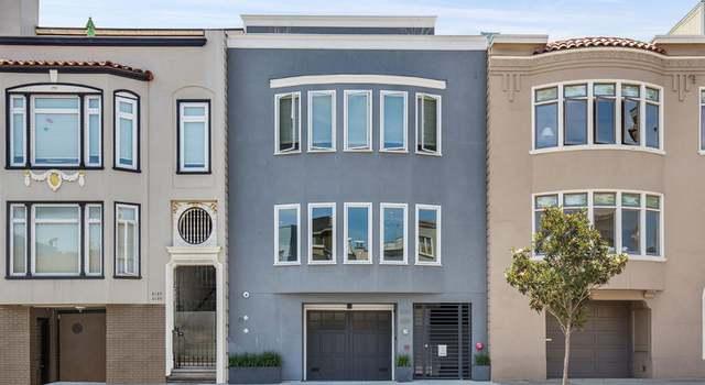 3239 Steiner St, San Francisco, CA 94123 - 3 beds/3 baths