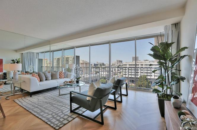66 Cleary Ct #1208, San Francisco, CA 94109