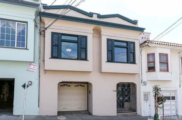 118 Russia Ave, San Francisco, CA 94112 - 2 beds/1 bath