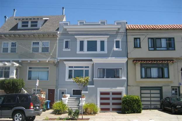1282 35th Ave, San Francisco, CA 94122 - 4 beds/1 5 baths