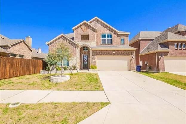 1051 W Horsemint Dr, Little Elm, TX 75068 - 4 beds/3 baths Texas Ranch Style Home Plans Model on