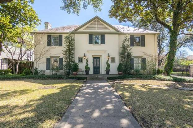 4409 Belclaire Ave Highland Park Tx 75205