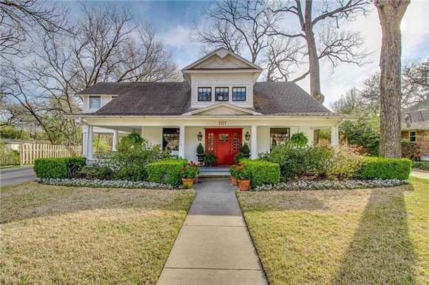 Astonishing 707 W Marvin Ave Waxahachie Tx 75165 4 Beds 2 5 Baths Home Interior And Landscaping Staixmapetitesourisinfo