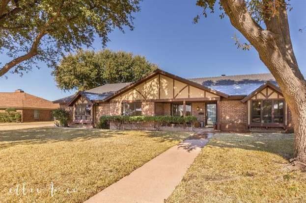 230 Hedges Rd Abilene Tx 79605 Mls 14279411 Redfin