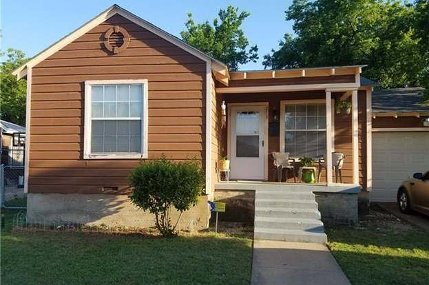 Terrific 2712 Thannisch Ave Fort Worth Tx 76105 2 Beds 1 Bath Interior Design Ideas Tzicisoteloinfo