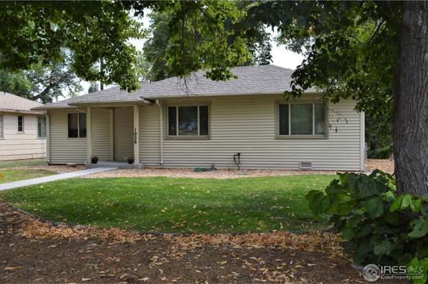 1026 23rd St Greeley Co 80631 4 Beds
