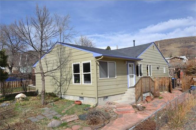 305 N Columbine St, Golden, CO 80403