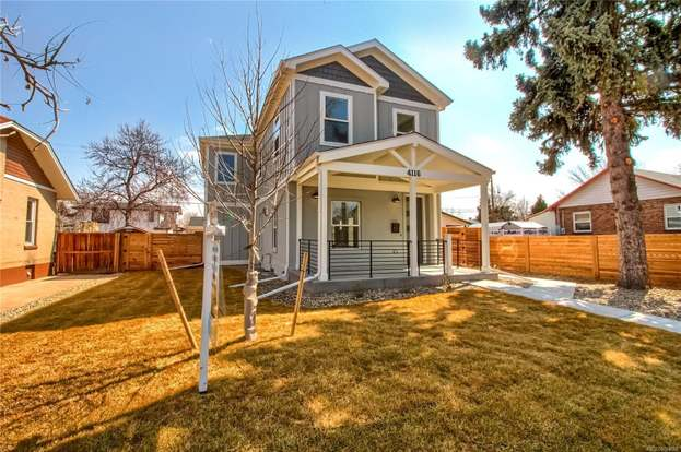 Remarkable 4116 Quitman St Denver Co 80212 4 Beds 4 5 Baths Home Interior And Landscaping Eliaenasavecom