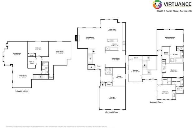 26699 E Euclid Pl, AURORA, CO 80016 - 5 beds/4 baths on