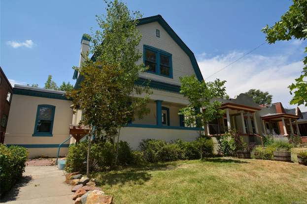48 N Pennsylvania St Denver CO 48 MLS 48 Redfin Magnificent Denver Basement Remodel Exterior Collection