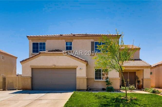 321 Azure Ave North Las Vegas NV 89031