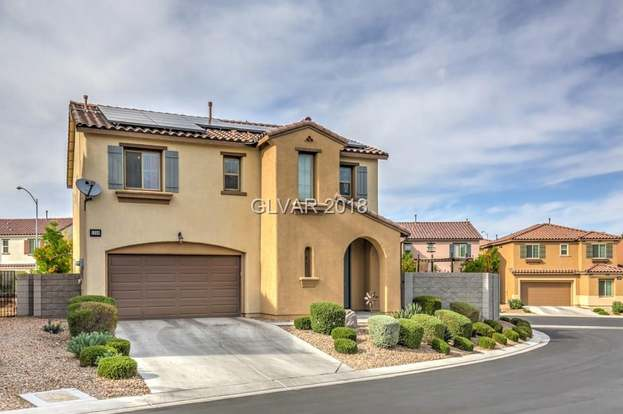 1320 Evans Canyon Ct North Las Vegas NV 89031