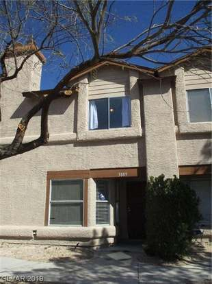 3889 Fitzpatrick Dr, Las Vegas, NV 89115 - 2 beds/2 5 baths