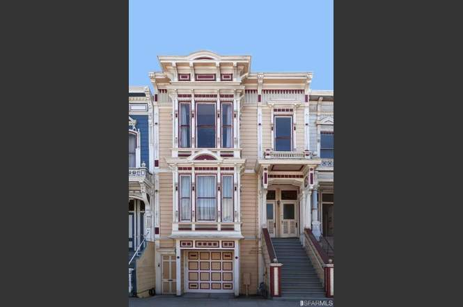 San Francisco Sales Tax 2017 >> 619 Haight St San Francisco Ca 94117 Redfin
