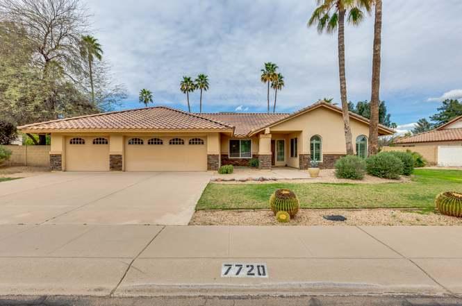 Scottsdale Sales Tax >> 7720 E Gold Dust Ave Scottsdale Az 85258 4 Beds 2 Baths